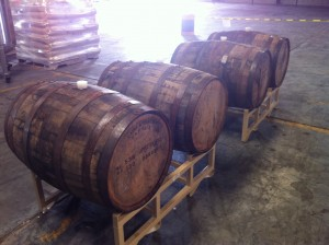 Due South Barrels