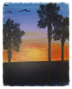 Paint & Sip with Art Obsession @ Due South Brewing | Boynton Beach | Florida | United States